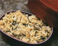 コシアブラ御飯の作り方を伝授願います。