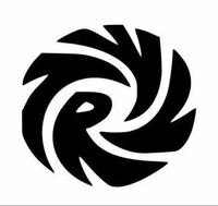 RADWIMPSのステッカーで、よく下の画像のものを見るのですが、どこがRADWIMPSなのか全然わかりません。 読み方や見方みたいなのをわかる人いますか?