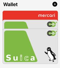 iPhoneのSuicaアプリにSuicaを2枚登録しました。名称も登録しましたが、Walletで見ると、カード上に何も表示されないため2枚の区別が付きません。情報を見ても、両方ともMy Suicaと書かれていま す。  識別するにはカード番号の下四桁か、残高しかないのでしょうか?  こちらのサイトでも同じような悩みが載っていますが、今だに改善されていないのでしょうか?  htt...