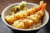 えび天丼  えび2本入り天丼に、もう1つ入ってたら嬉しい野菜天は何ですか?