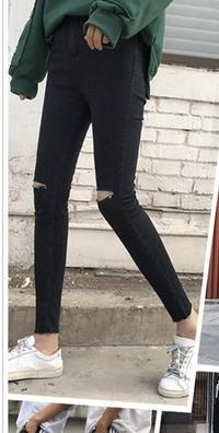 韓国人のモデルの方の足は横からみてふくらはぎがまっすぐなのですがこれは加工でしょうか、? 韓国人の方は膝から下が日本人と比べて長いので足が長いのは確かだと思うのですがどうすれば横か らみてふくらはぎ...