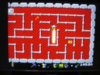 ドルアーガの塔ファミコン版でネットに掲載されていない?宝箱を発見 したので報告します。  まず36階で正規の宝箱(天秤)を取り、わざと死亡します。 そして魔術師の炎を通過し、ドラゴンの体当たりで死亡する...