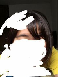 眉毛の形おかしかったり濃いかったりしますか? 校則で眉をいじれないので手入れしてません 前髪分けたいのですが、眉毛が気になって分けられません