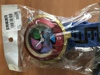 妖怪ウォッチの時計をリサイクルショップで安く購入したのですが持っていたメダル(これも以前に1枚20円で購入)を入れると「対応してません」と音が流れました。白い時計も売ってたのですがそち らだと対応出来たのでしょうか?それと今回購入したのはどのメダルを使えばちゃんと機能するのでしょうか?