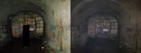 深夜24時頃犬鳴峠の旧犬鳴トンネル内で写真撮影を複数回しました所、2枚の写真にオーブと人間?の形をしたモヤみたいなものが写りこみました これは心霊写真なのでしょうか? 霊感がある方がいましたら判断して...