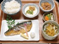 焼き魚定食、味噌汁の方が良いですか?
