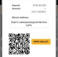 とあるゲームサイトにビットコインで入金する場合、画像のビットコインアドレスというのは、私のアカウント特有の番号なのでしょうか、それとも、このビットコインアドレスはみんなに共通で、送金する場合は、私...