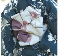 着付けに詳しい方!この帯の結び方を教えてください。 何結びというんでしょうか? この結び方で浴衣を着たいです・・・。