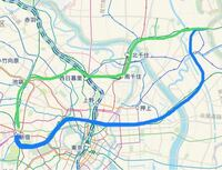 もし、常磐線の新宿乗り入れが実現したらどっちのルートが実現しそうですか?理由もお願いします。 下の地図を参考に ①三河島から貨物線で田端方面へ、線路を新たに新設して湘南新宿ラインに乗り入れて池袋、新宿...