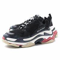 靴のファッションについての質問です。 バレンシアガの靴がなぜ人気なのかがわかりません。 バレンシアガはいいブランドだとは思いますが、靴に関しては全くそうは思えません。この靴がスタイリッシュなのですか...