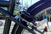 リング錠(馬蹄錠)って防犯レベル的にどんなもんですか? 自分のはクロスバイクのVブレーキ台座に取り付けるタイプなんですけど・・・ 鍵はディスクシリンダーっていうのかな? ディンプルじゃないです  正...