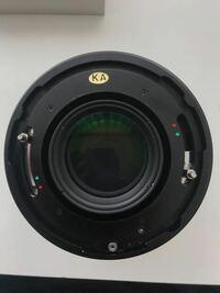 Mamiya RB67 PRO SにK/L 127mmレンズをつける方法を教えて下さい。 ネットで見るとリングがついているので、取り外して装着とあるのですが、リングがわかりません。