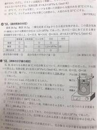 化学の重要問題集の51の質問です。 問題文には気体の分圧以外は全て有効数字3桁なのにどうして答えは全て2桁なのでしょうか?