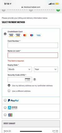 海外のネットショッピングで、クレジットカード以外で支払える方法ってないですか?(><)