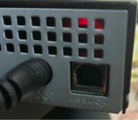 ps4に付ける外付けハードディスクを購入。 しかしps4はUSB3.0以上から付けれることをしらず  USB2.0タイプBの写真のような差し込み口の外付けハ  ードディスクを購入してしまいました。USB3.0のコ  ードでこの状...