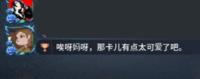 第五人格の対戦後チャットです。 中国の方と当たり、写真家の優鬼でした。 対戦後画像のようなことを言っていたのですが、どういう意味でしょうか?