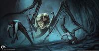 『クワイエット・プレイス』とか『クローバーフィールド/HAKAISHA 』の怪獣/怪物。 2014年のハリウッド版『GODZILLA ゴジラ』のムートー / M.U.T.O.の 腕が長く蝙蝠や亜人みたいなクリーチャーは姿が似てますが、 モデルとなる物や伝説の怪物みたいの存在するのでしょうか?