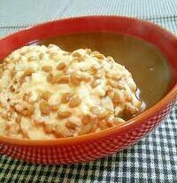 オム納豆カレーはありですか?