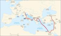 共和政ローマ軍のエジプト遠征及び支配下について質問です。  なぜ共和政ローマ軍は、エジプトに遠征し、支配下に置いたのでしょうか?
