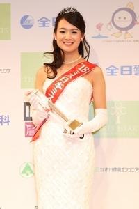 2018ミス日本ミス着物に薬学研究者を目指す東大生・岡部七子さんって美人なのでしょうか?  実物は美人で、ただ写真写り悪いだけ?
