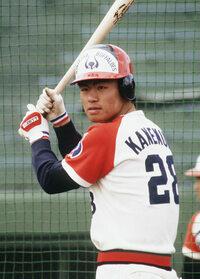 8月27日は近鉄バファローズのスター選手で現タレントの金村義明さん(兵庫県宝塚市出身。報徳学園高校)の56歳のお誕生日です。 金村義明さんの現役時代で思い出すことは何でしょうか?