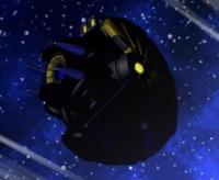 ガンダムの木星帝国のモビルアーマーのノーティラスはなにで推力を得ているのでしょうか?デザインから見てスラスターがないので疑問に思います。 (木星帝国のゲテモノ感いいよね…)