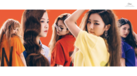 Red Velvetなのですが最近ハマってメンバーを覚えきれてないので写真の左から名前を教えてください!