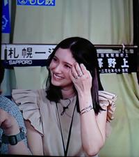 市川紗椰君は、タモリ倶楽部で左手の薬指に指輪を嵌めていました。婚約しましたか?