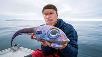 福島原発の廃液が流れ出る場所でとれた魚らしいですが、これは何という魚ですか? 奇形の新種ですかね?