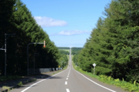 北海道の最高速度標識のない1本道は、法定速度の60キロで走れますか??
