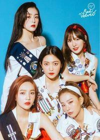 Red Velvetのメンバーの それぞれの顔の種類と イメージモチーフを教えてください   例) 【アイリーン】 種類 → きつね・美人顔 イメージモチーフ → 蝶々、月、バラなどのクールで綺麗系