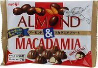 アーモンドチョコとマカダミアチョコ、、どっち派!?