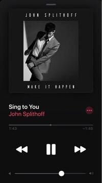 この音楽のアプリはApple Musicであってますか?