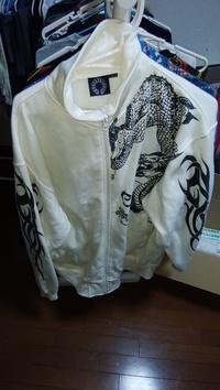 このジャケットダサいですか?ヤンキーっぽい??