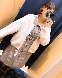 ハロウィンの時期に、東京でボアジャケットは 早すぎですか??