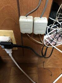 現在ADSLを利用していて、来月ソフトバンク光に乗り換えます。自宅は2階建てで電話機は1階のリビングにあり、自部屋は2階にあります。光ユニットに繋げるモジュラーケーブルは今のまま使えるのでしょうか?