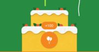 LINEの誕生日カードの風船マークずっと連打してたんですがこれ何の意味があるのでしょうか?また相手に通知行きますか?