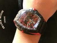 このフランクミュラーの時計の正規の値段ていくらするかわかる方いませんか? コンキスタドールグランプリエルガです。