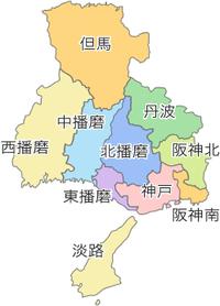 兵庫県は大阪湾・播磨灘側と日本海側とでかなり格差がありすぎませんか?