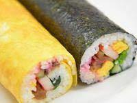 海苔巻き寿司 玉子巻き寿司 どっちが好きですか?