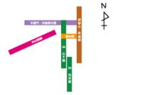 鉄道関連のクイズです。 このようなホーム配置となっている駅は、どこでしょうか? 駅名を、お答えください。 東京23区に位置する、ターミナル駅です。