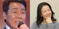 坂本冬美さんと五木ひろしさんは似ていますか?目の細さです。
