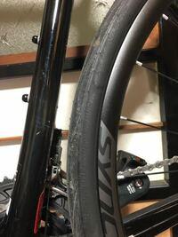 ロードバイクのチューブのサイズを教えてください