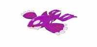 カイオーガの色違いって 何色ですか? 僕は紫だと思うのですが 友達はピンクと言います