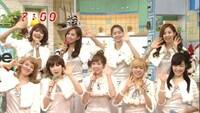 めざましテレビに生出演した時の少女時代ですが左上、左下からメンバー名教えて下さい。