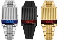 先日新しくデジタルの腕時計を購入したのですが、その時計がいちいちボタンを押さないと時刻が表示されないことに購入してから気がつきました BULOVA というブランドのComputronというモデルの 腕時計です こう...