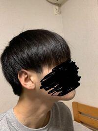 マッシュ 短髪