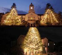 関西学院大学はクリスマスにオープンキャンパスを実施するべきですよね? 関学クリスマスのイルミネーションはまさに芸術、感動します  美しいキャンパスに美しい光  これを高校生が見れば 誰もが関西学院に憧れますよね?  なぜ、クリスマスにオープンキャンパスを行わないのですか?