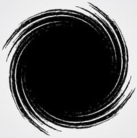 こんな渦巻き模様ってどうやって作りますか?  この画像は素材サイトのモノですが、もう少し細かくしたい感じで…。