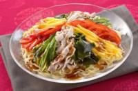 冷やし中華 ざる蕎麦  どちらが好きですか?